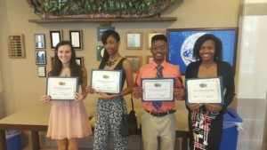 2016 scholarship winners